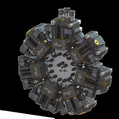 diinef motor